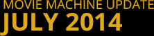 Movie Machine Update May 2014