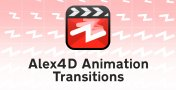 Alex4D Animation Transitions for Final Cut Pro X