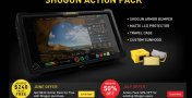 Atomos Announce Action Add-ons for Shogun