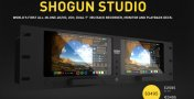 Atomos Reinvents the Rack with the 4K/HD Shogun Studio